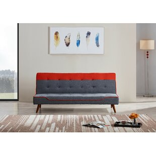 Chicago 3 Seater Clic Clac Sofa Bed By 17 Stories