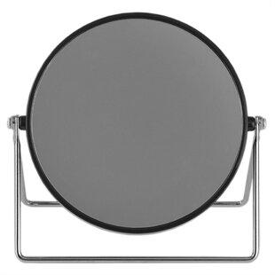Home Basics Sleek Freestanding Cosmetic Mirror