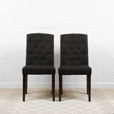 Acuna Upholstered Dining Chair (Set of 2) by Winston Porter