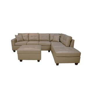 Lafleur Sectional with Ottoman