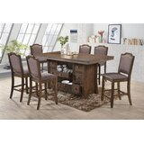 Mulhern 7 Piece Dining Set by Darby Home Co