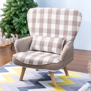 Stouffer Slipper Chair by Ebern Designs