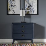 Cuomo 3 Drawer Bachelor's Chest by Mercer41