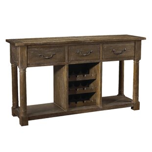 One Allium Way Plaisance Console Table