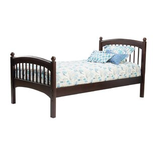 Bonneau Traditional Slat Bed by Harriet Bee