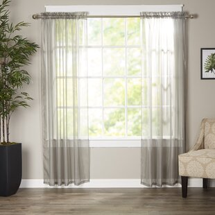 Gray And Tan Curtains