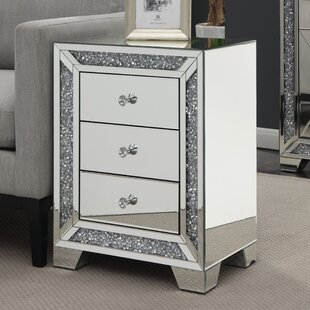 Marlow End Table with Storage