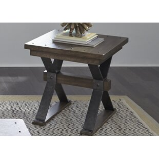 Cleaver End Table