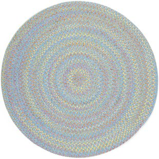 Sahawar Blue Indoor/Outdoor Area Rug by Meridian Rugmakers