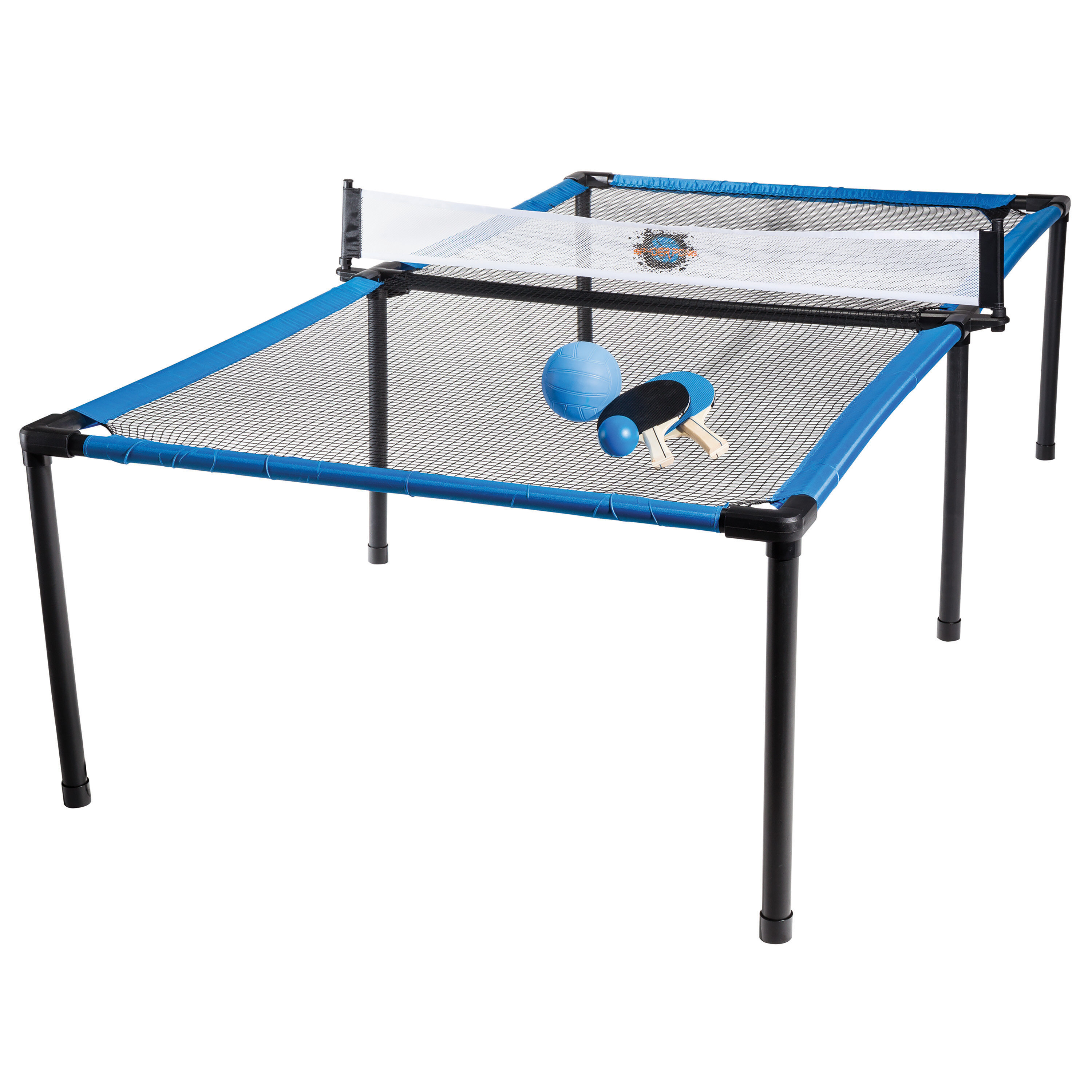 Franklin Sports Foldable Indoor Outdoor Table Tennis Table With Paddles And Balls Reviews Wayfair