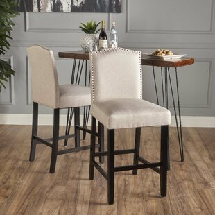Sauget 26 Bar Stool (Set of 2) DarHome Co