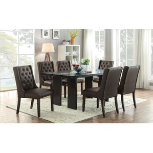Fenway 7 Piece Dining Set by A&J Homes St..