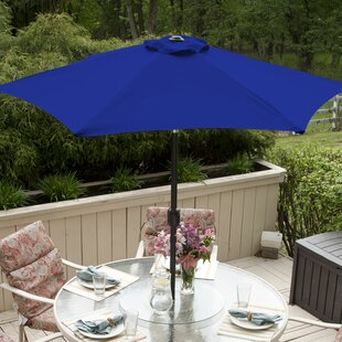 Budge Industries Sunblok 7' Market Umbrella
