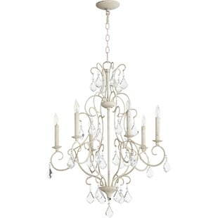 Ophelia & Co. Richland 6-Light Chandelier