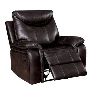 Boornazian Manual Glider Recliner by Red Barrel Studio