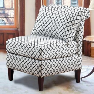 Reviews Brentwood Collection Slipper Chair by Carolina Accents Reviews (2019) & Buyer's Guide