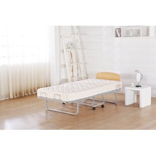 Metal Framing Folding Bed by Istikbal