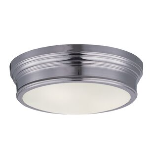 Mccraw 2-Light Flush Mount..