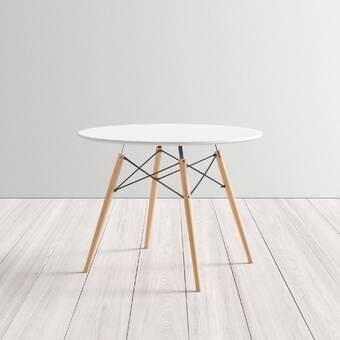 Kori 39 5 Dining Table Reviews Allmodern