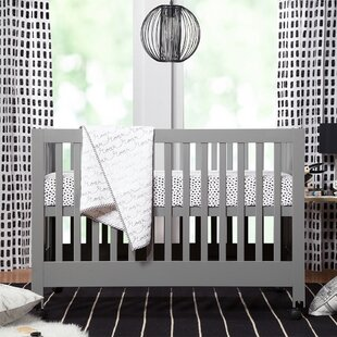 Look for Maki Full Folding Portable Crib By babyletto