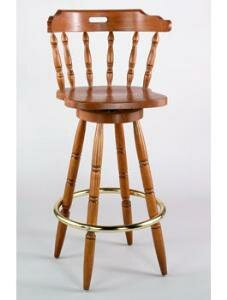 Colonial 30 Swivel Bar Sstool