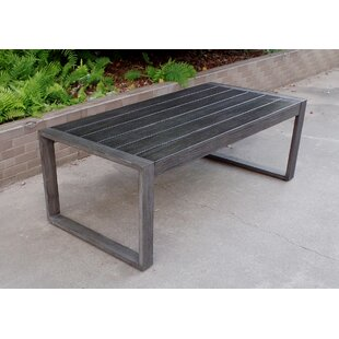 Check Prices Sheppard Patio Coffee Table Reviews