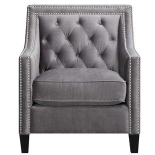 Fresh Grey Accent Chair Set