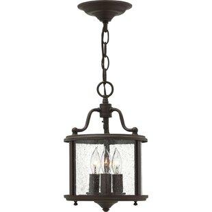 Hinkley Lighting Gentry 3-Light Foyer Pendant