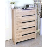 McQuitty 5 Drawer Chest by Brayden Studio®