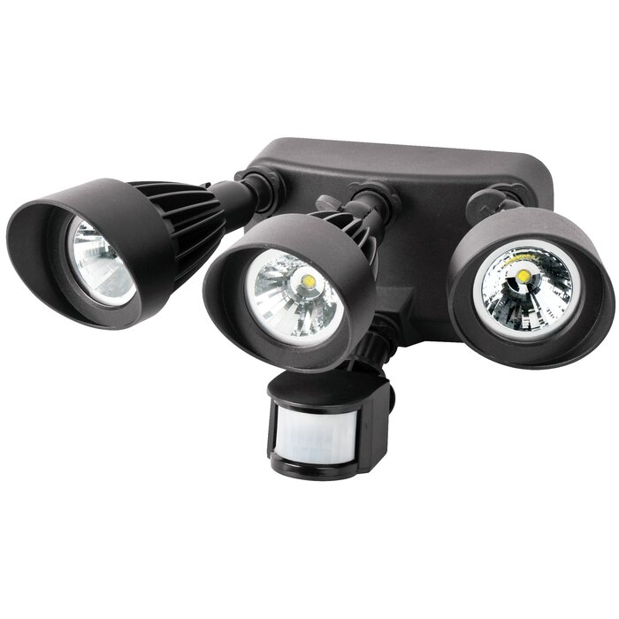 Led Outdoor Security Flood Light With Motion Sensor