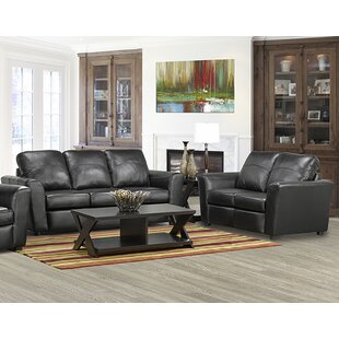 Online Reviews Lidiya Leather 2 Piece Living Room Set by Red Barrel Studio Reviews (2019) & Buyer's Guide