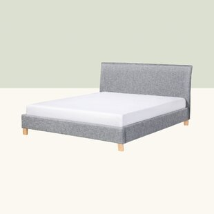 Fredette Upholstered Bed Frame By Brayden Studio