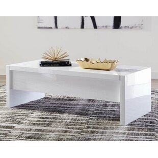 Stilwell Coffee Table with Storage by Orren Ellis