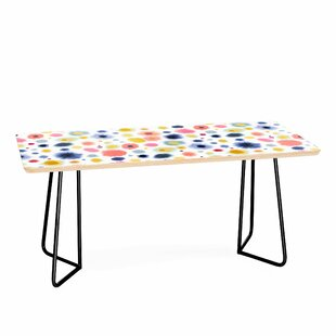 Soft Dots Coffee Table by East Urban Home New Design
