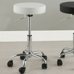 Aliana Adjustable Height Swivel Bar Stool..