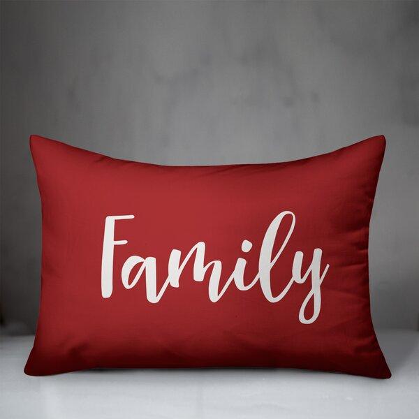 Family Pillow Wayfair