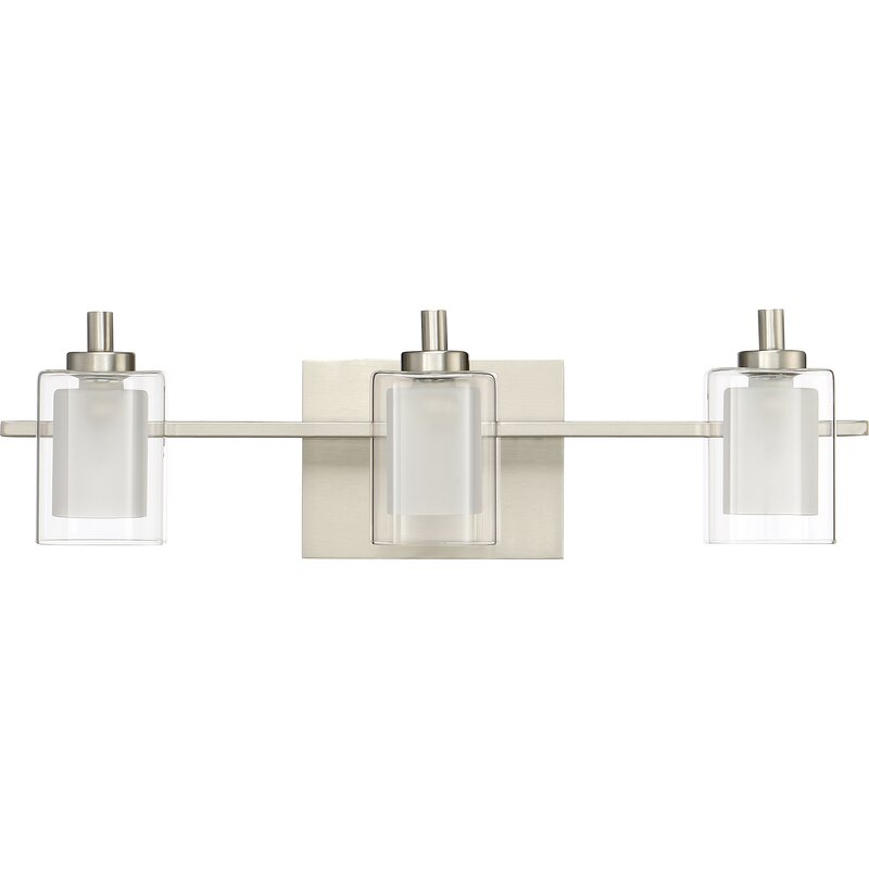 Aldrich 3 light vanity light