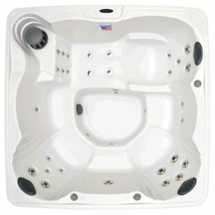 Home and Garden Spas 5-Person 32-Jet Spa with Ozone System