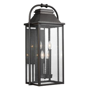 Find the perfect Shekar 4-Light Outdoor Flush Mount By Gracie Oaks