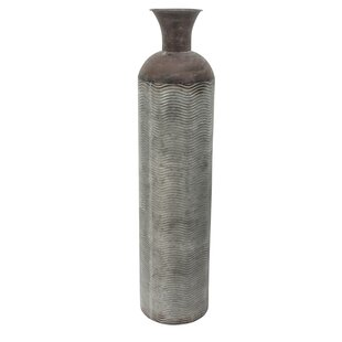 bowers metal bottle floor vase - Floor Vase