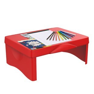 Champlin Kids Lap 17.5 Art Desk by Zoomie Kids