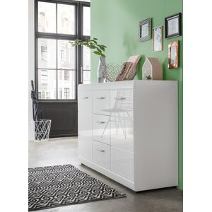GW-Adana 2 Door 3 Drawer Sideboard
