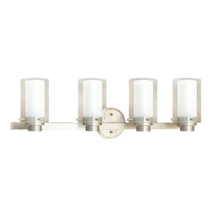 Latitude Run Levi 4-Light Vanity Light