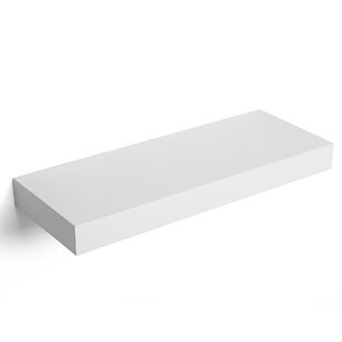 Heffington Floating Wall Shelf