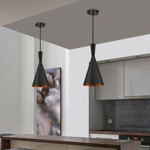 Wrought Studio Retzlaff 1 -Light Cone Pendant