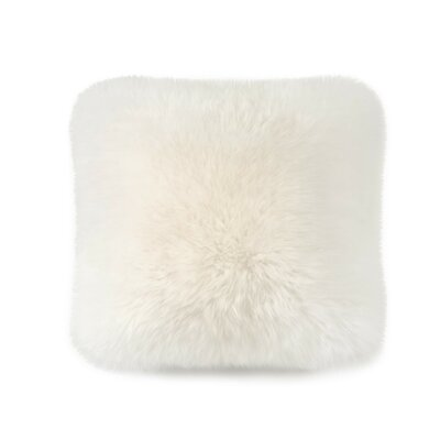 Sheepskin Throw Pillow by UGG Today Only Sale