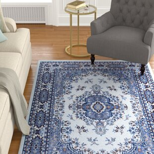 Porcelain Blue Rug Wayfair