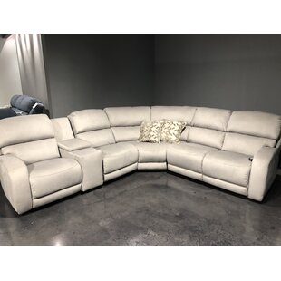 Shop Fandango SoCozi Reversible Reclining Sectional by Southern Motion