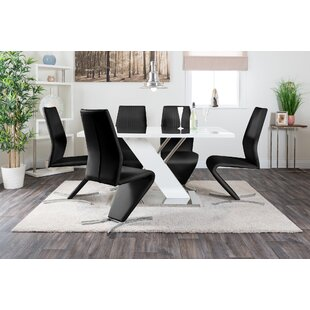 Alisa Dining Set With 6 Chairs By Wade Logan
