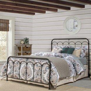 Calana Panel Bed